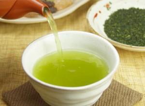 緑茶のがん予防効果について